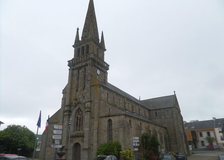 Visite Libre De L'Église Paroissiale Saint-mélar à Lanmeur