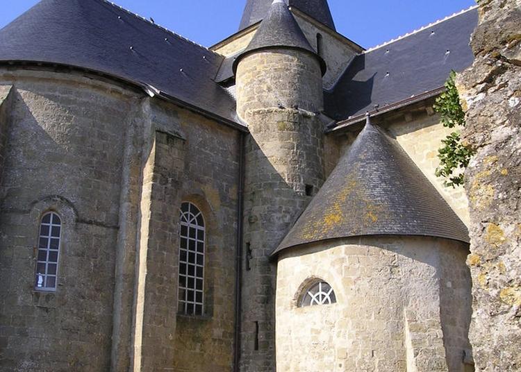 Visite Libre De L'église Romane à Sallertaine