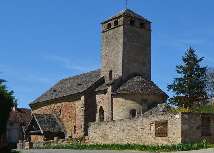 Visite Libre De L'église Romane Saint-clément De Saint-clément-sur-guye à Saint Clement sur Guye
