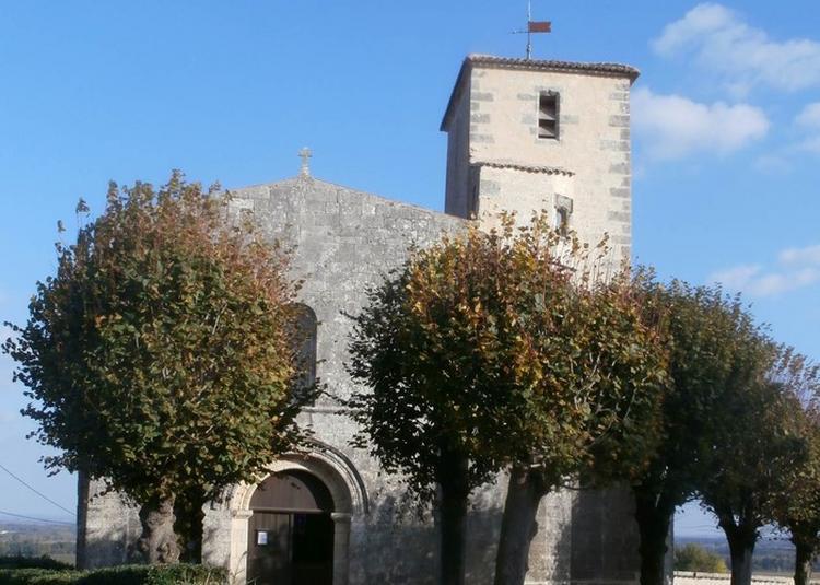 Visite Libre De L'église Romane Saint-victurien à Saint Bris des Bois