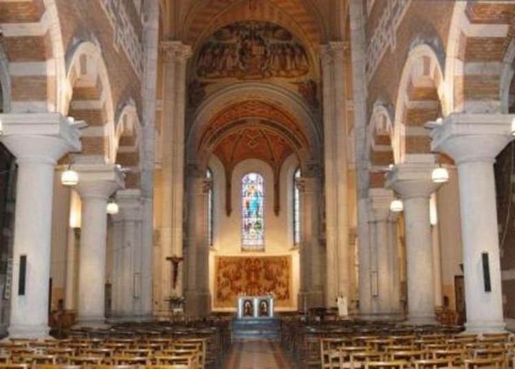 Visite Libre De L'église Sacré Coeur Du Sart à Villeneuve d'Ascq