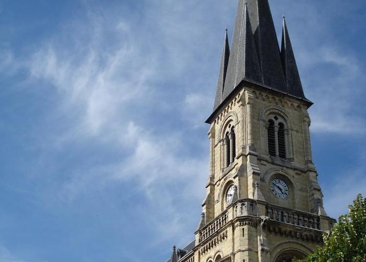 Visite Libre De L'église Saint-andré à Reims