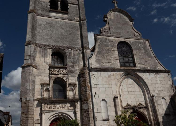 Visite Libre De L'église Saint-andré à Joigny
