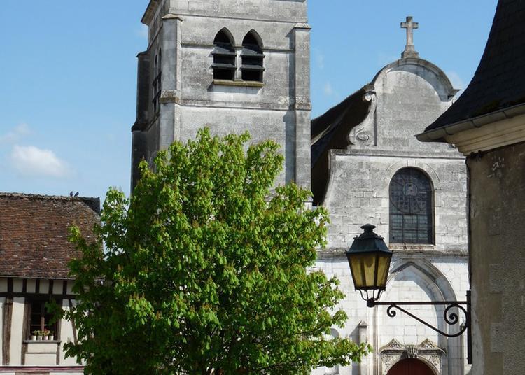 Visite Libre De L'église Saint-andré De Joigny