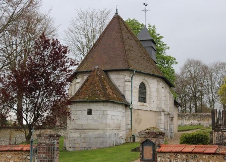 Visite Libre De L'église Saint-antonin à Hautot sur Seine