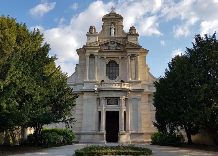 Visite Libre De L'église Saint-bruno Les Chartreux, Lyon 1