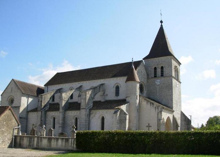 Visite Libre De L'église Saint-christophe De Chissey-sur-loue à Chissey sur Loue