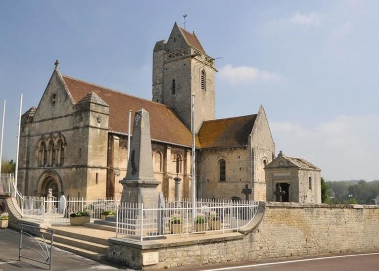Visite Libre De L'église Saint-clair à Herouville saint Clair