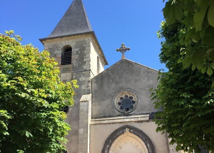 Visite Libre De L'église Saint-cyr Et Sainte Julitte De Billy.
