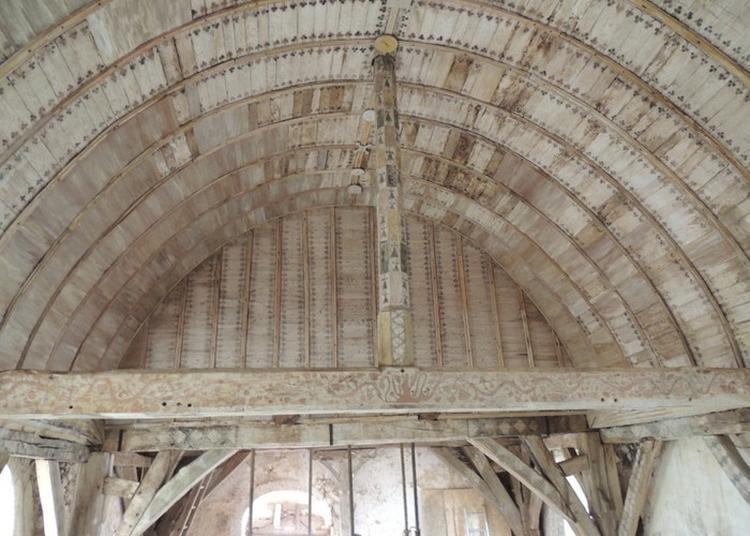 Visite Libre De L'église Saint-cyr Sainte-juliette De Pierre Ronde à Beaumesnil