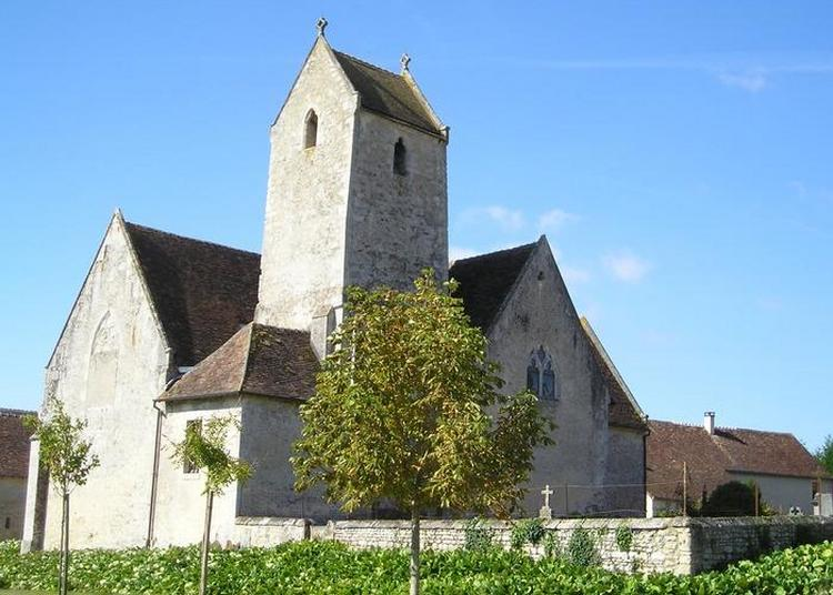 Visite Libre De L'église Saint Denis De Vezot