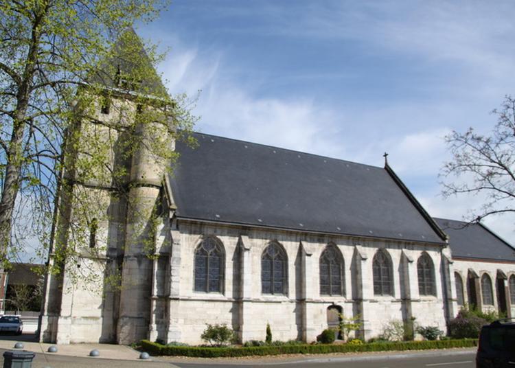 Visite Libre De L'église Saint-étienne à Saint Etienne du Rouvray