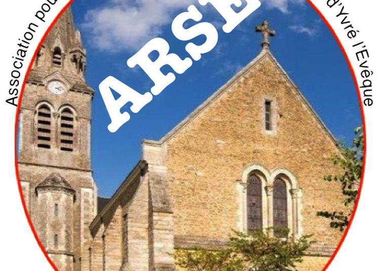 Visite Libre De L'église Saint Germain à Yvre l'Eveque