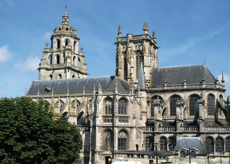 Visite Libre De L'église Saint-germain à Argentan