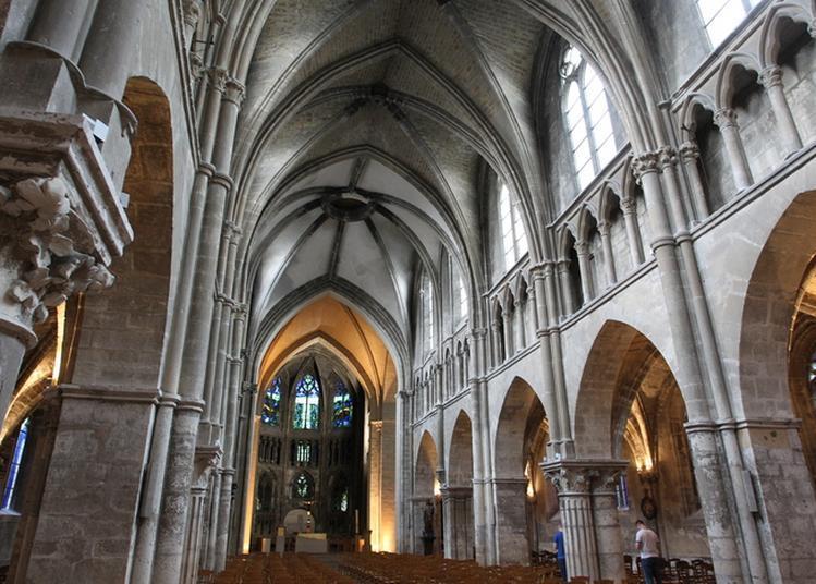 Visite Libre De L'église Saint-jacques à Reims