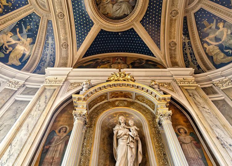 Visite Libre De L'église Saint-jacques Du Haut-pas à Paris 5ème