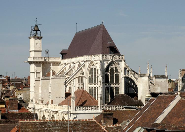 Visite Libre De L'église Saint-jean-au-marché à Troyes