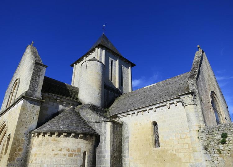 Visite Libre De L'Église Saint-jean-baptiste à Marnes