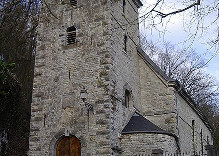 Visite Libre De L'église Saint-jean-baptiste De Hierges
