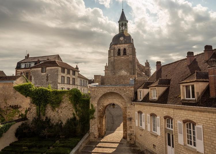 Visite Libre De L'église Saint-jean-baptiste De Joigny