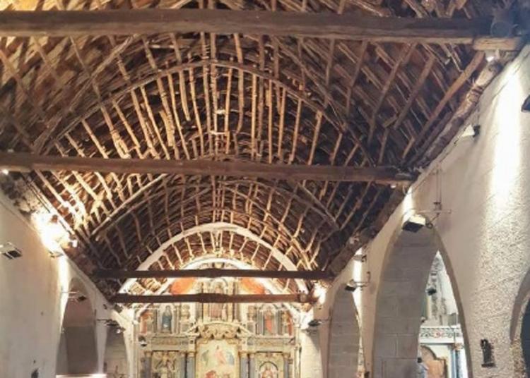 Visite Libre De L'eglise Saint Malo, à Locmalo