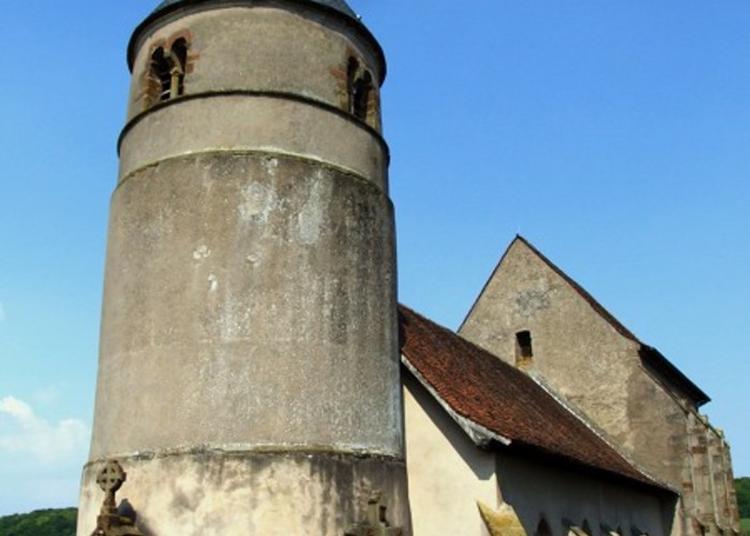 Visite Libre De L'église Saint-marcel à Zetting