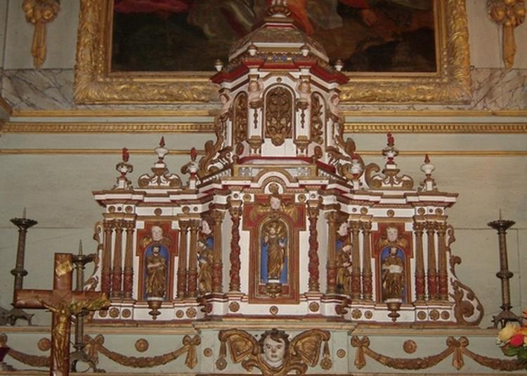 Visite Libre De L'église Saint-martin à La Cressonniere