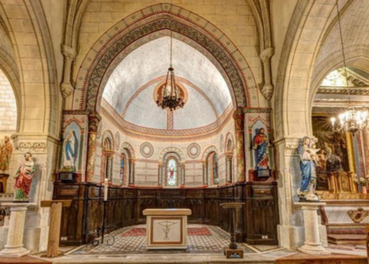 Visite Libre De L'église Saint-martin à Castres Gironde
