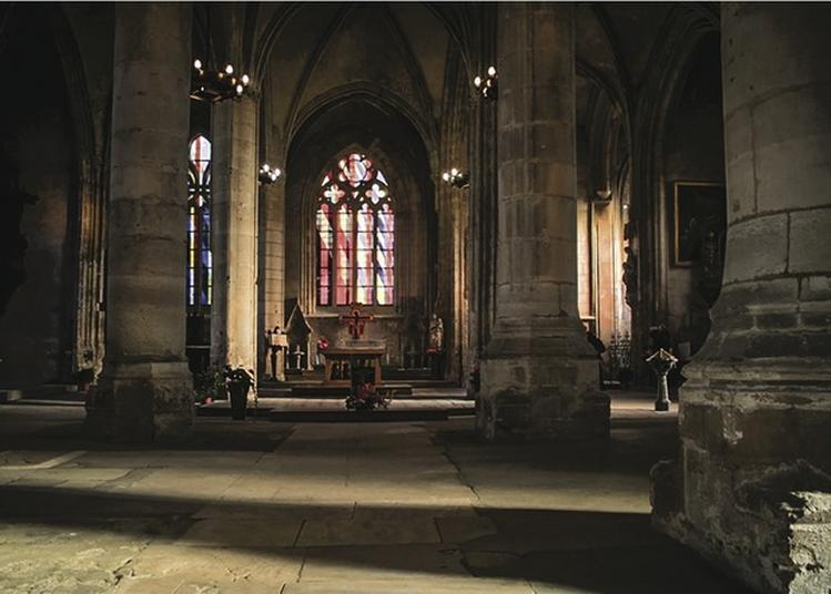 Visite Libre De L'église Saint-martin à Harfleur