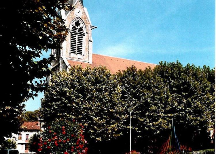 Visite Libre De L'église Saint Martin. à Salavre