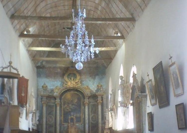Visite Libre De L'église Saint-martin à Martigny sur l'Ante