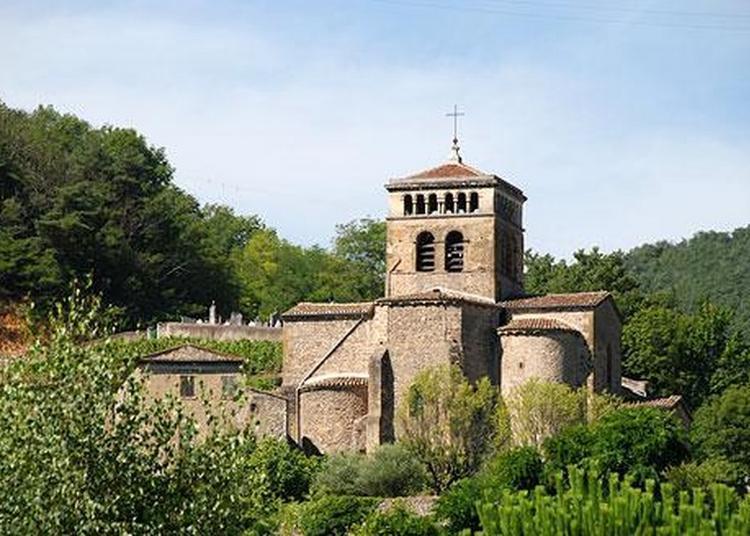 Visite Libre De L'église Saint Martin à Vion.