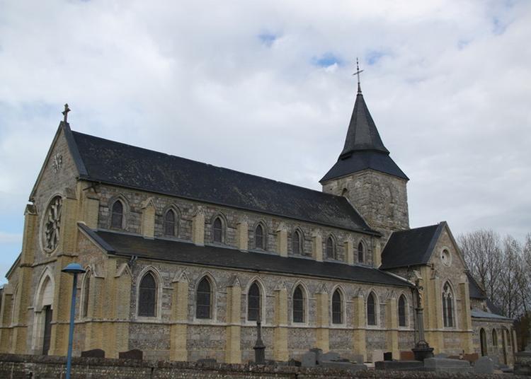 Visite Libre De L'église Saint-martin D'hautôt-l'auvray à Hautot l'Auvray