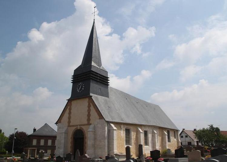 Visite Libre De L'église Saint-martin De Pissy Pôville à Pissy Poville