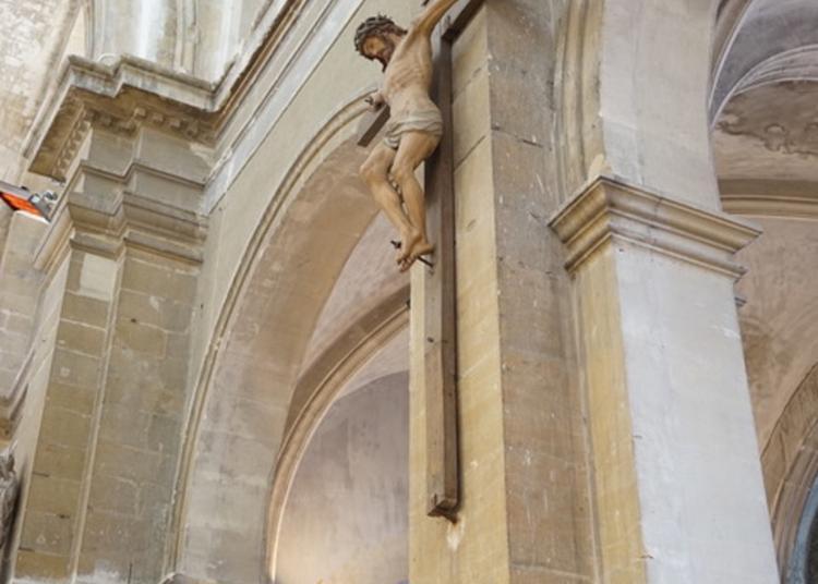 Visite Libre De L'église Saint-maurice à Reims