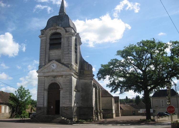 Visite Libre De L'église Saint-michel à Arces Dilo