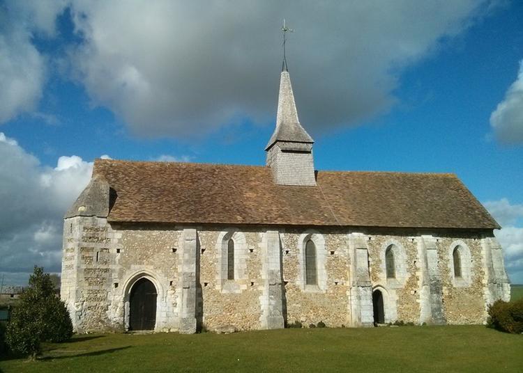 Visite Libre De L'église Saint-michel De Vitotel