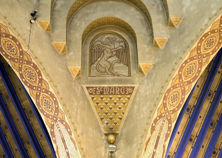 Visite Libre De L'église Saint-nicaise à Reims
