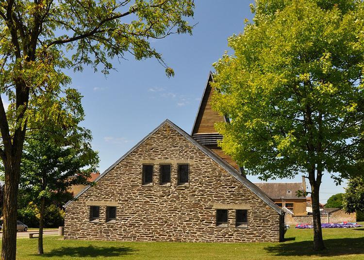 Visite Libre De L'église Saint-nicolas à La Neuville A Maire
