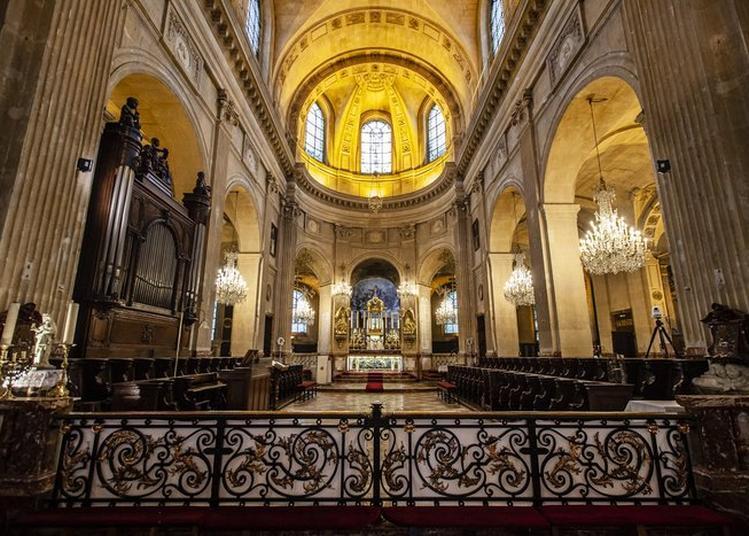 Visite Libre De L'église Saint Nicolas Du Chardonnet à Paris 5ème