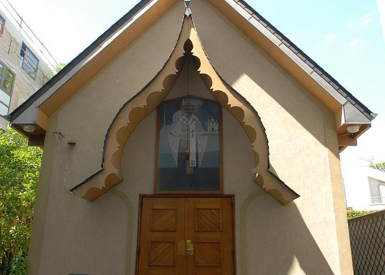 Visite Libre De L'église Saint-nicolas-le-thaumaturge à Boulogne Billancourt