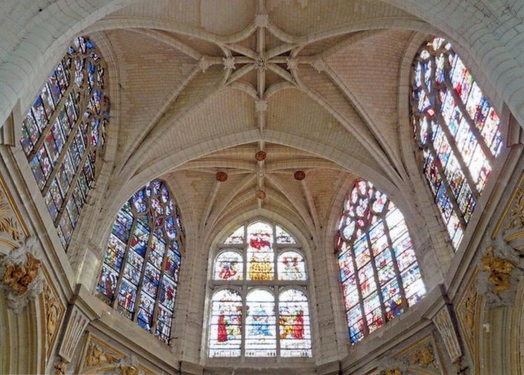 Visite Libre De L'église Saint-nizier à Troyes