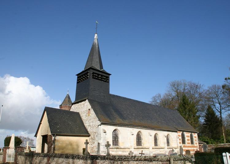 Visite Libre De L'église Saint-ouen à Montigny