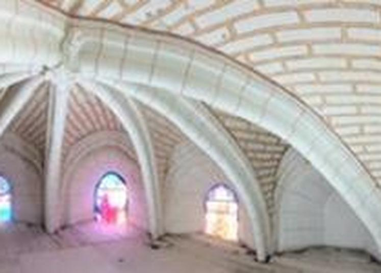 Visite Libre De L'église Saint-pancrace Du Vieux-migennes à Migennes