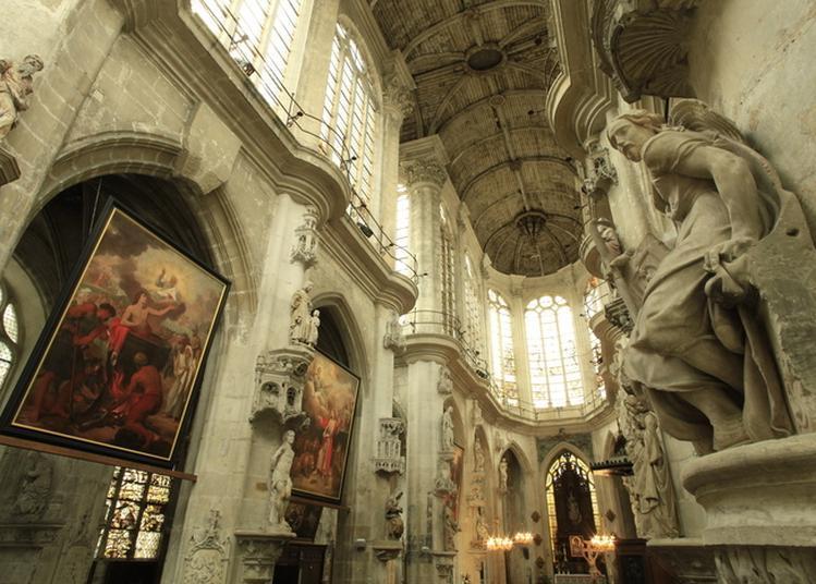 Visite Libre De L'église Saint-pantaléon à Troyes