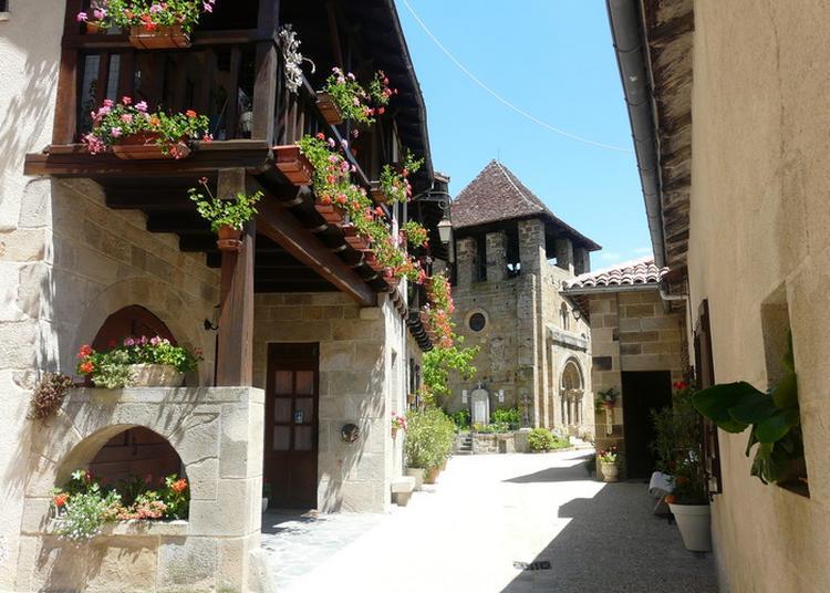 Visite Libre De L'église Saint-pardulphe à Saint Perdoux