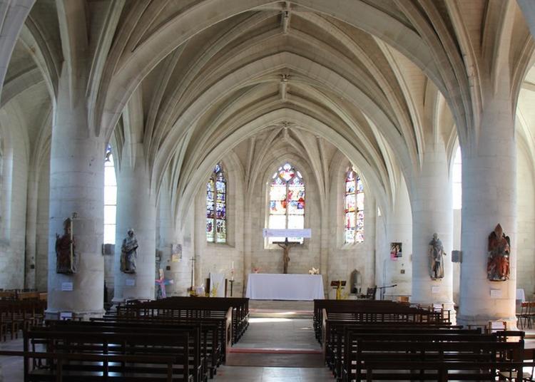Visite Libre De L'église Saint-patrocle à Saint Parres aux Tertres
