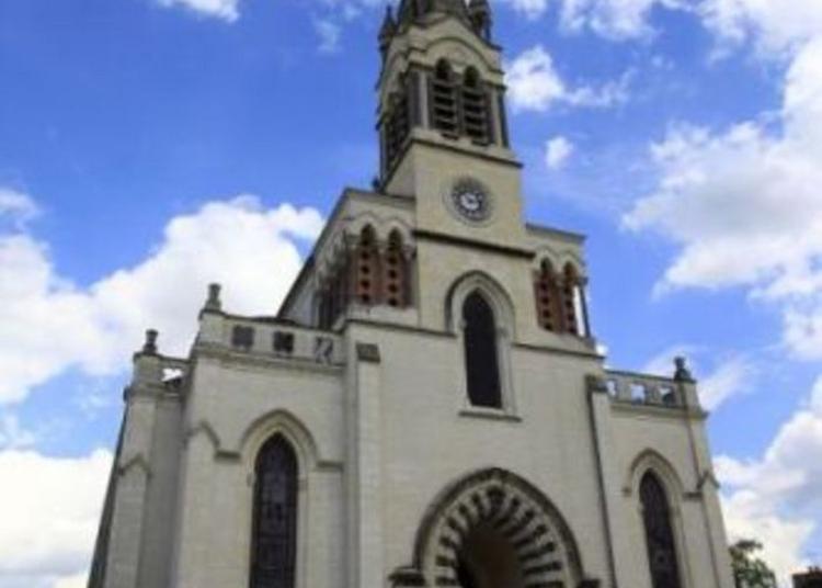 Visite Libre De L'eglise Saint-paul à Montluçon à Montlucon