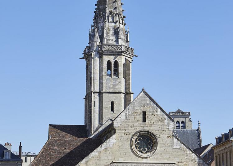 Visite Libre De L'église Saint-philibert De Dijon