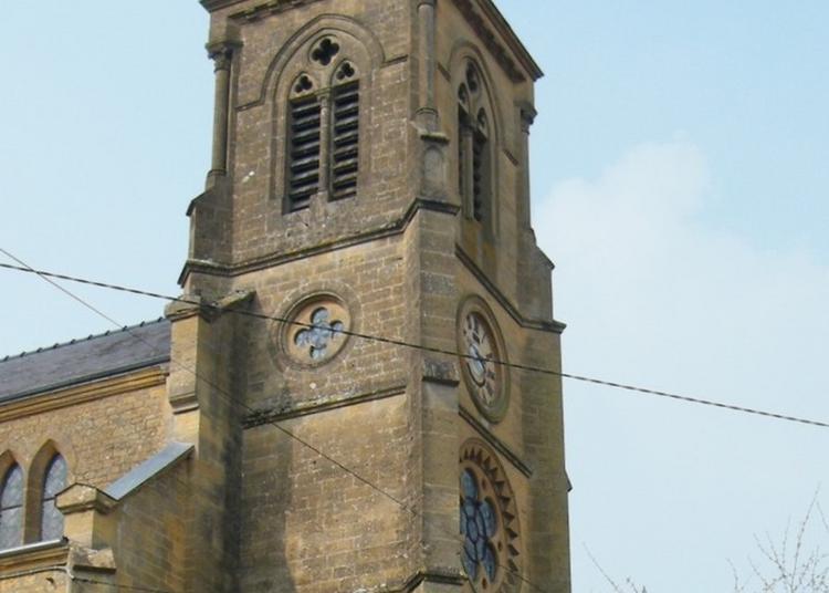 Visite Libre De L'église Saint-pierre à Vigneul Sous Montmedy